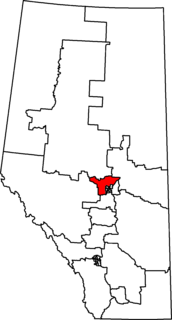 Sturgeon River—Parkland federal electoral district of Canada