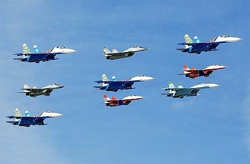 Su-27 and Mig-29 (3103670935)