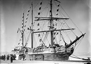 Harry Power - After his release in 1885, Power worked as a tour guide on the former Prison Hulk ''Success'' when it became a museum ship