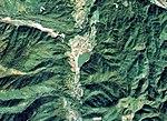 Sugeodaira Warm water reservoir Aerial photograph.1977.jpg