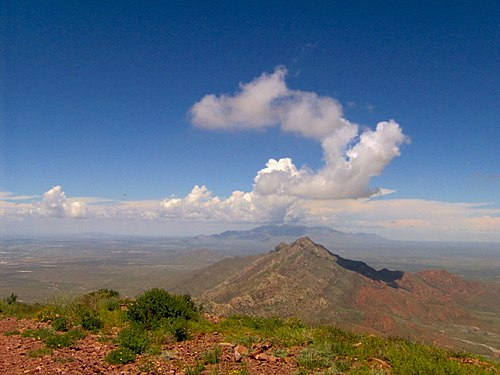 Franklin Mountains State Park - Texas