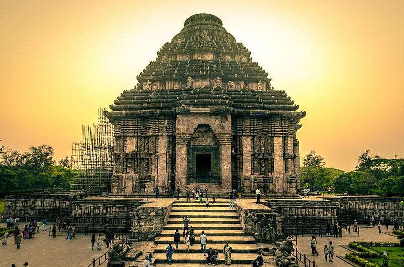 The Konark Sun Temple Readmeindia