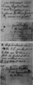 Sun Yar Sen's two short letters to his teacher James Cantile.png