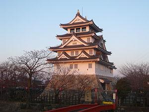 Siege of Inabayama Castle - Sunomata Castle, 2008