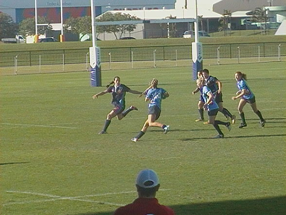 Sunshine coast v Toowoomba Army womans 7's.JPG