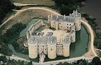 kasteel van Suscinio (zuid)