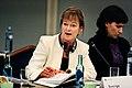 Sveriges kulturminister Lena Adelsohn Liljeroth vid Nordiska Radets session i Oslo. 2007-10-31. Foto- Magnus Froderberg-norden.org.jpg
