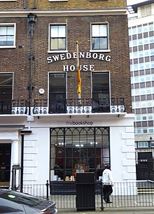 Swedenborg House in London.JPG