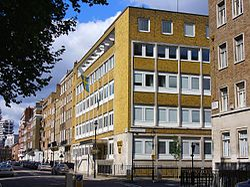Sveriges ambassad i London