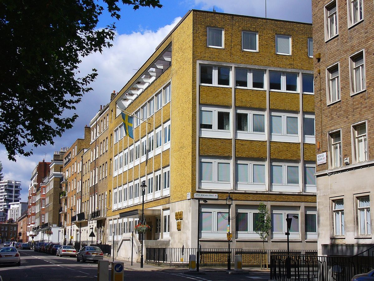 storbritannien ambassad stockholm