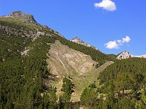 Swiss National Park - Image: Swiss National Park 002