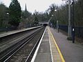 Sydenham Hill stn look east.JPG