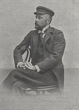 Manó Széchényi - Image: Széchényi Manó 1899 20