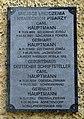 Szczawno zdrój (Bad Salzbrunn)-Hauptmann-Tafel.jpg