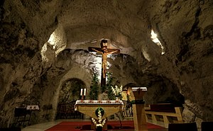 Gellért Hill Cave - High Altar