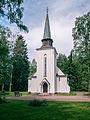 Täktom chapel in Hanko, Finland.jpg