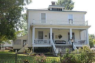 T.H. Morris House