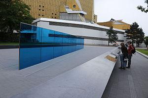 Tiergartenstraße - Aktion T4 memorial at Tiergartenstraße 4