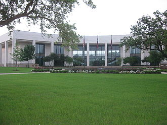 The Association of Former Students - Clayton W. Williams, Jr. Alumni Center in College Station, TX