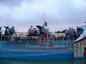 Dumbo the Flying Elephant - Image: TDL Dumbo the Flying Elephant