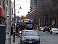 TTC bus 7818 on the Esplanade, 2014 12 01 (3) (15302848134).jpg