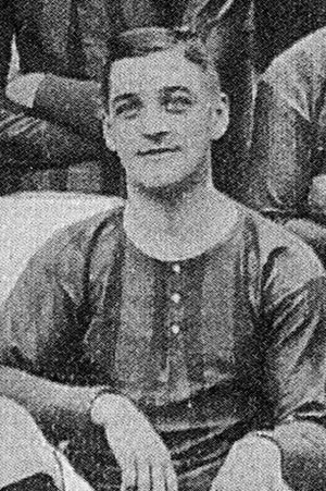 Tommy Atherton - Atherton while with Brentford in 1903.