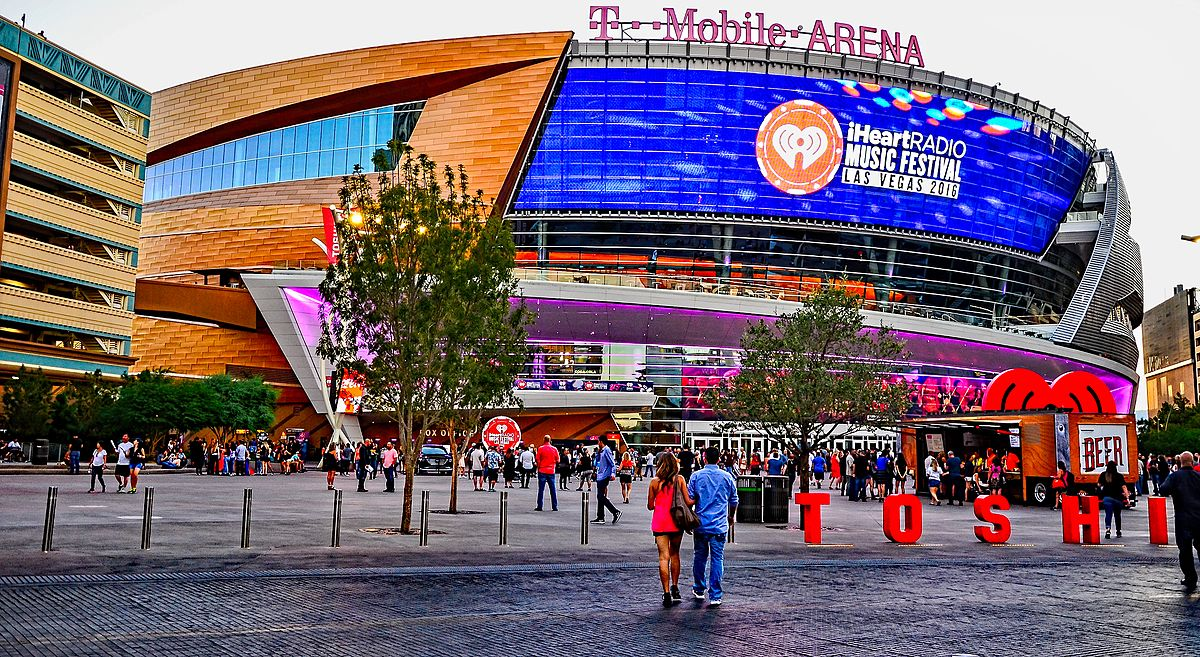 T Mobile Arena Wikipedia