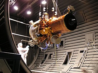 Tactical Satellite Program - TacSat 2 in May 2006