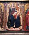 Taddeo gaddi, madonna in trono col bambino e santi, 1340 ca. 02.JPG