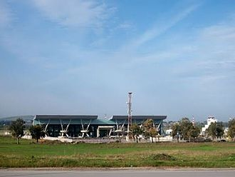 Jijel Ferhat Abbas Airport - Image: Taher Ferhat Abbas Airport, The Arrival