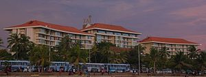Taj Hotels Resorts and Palaces - Taj Samudra hotel in Colombo.