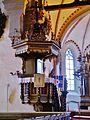 Tallinn Mariendom Innen Kanzel 1.JPG