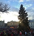 Tampere Central Square on 15th November 2015 Christmas Opening 3.jpg
