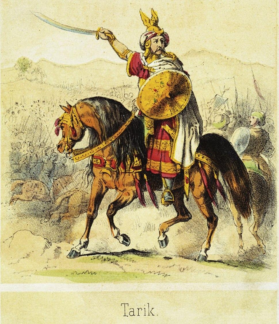 Tarik ibn Ziyad -