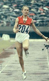 Tatyana Shchelkanova Soviet track and field athlete