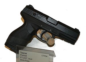 Taurus (manufacturer) - Taurus PT 24/7 (polymer-frame)