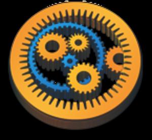 Apache Taverna - Image: Taverna wheel logo