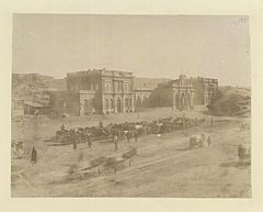 Tbilisi, Railroad station, 1870s.jpg