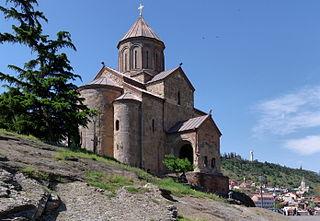 Metekhi Church