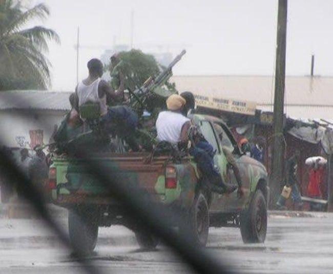 Technical Liberia