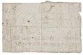 Teckning, 1600-tal - Skoklosters slott - 98965.tif