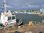 Teignmouth Harbour (8270641804).jpg