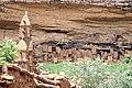 Tellem Dwelling Bandiagara Escarpment Mali.jpg