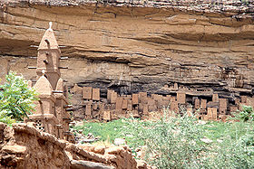 Image illustrative de l'article Falaise de Bandiagara