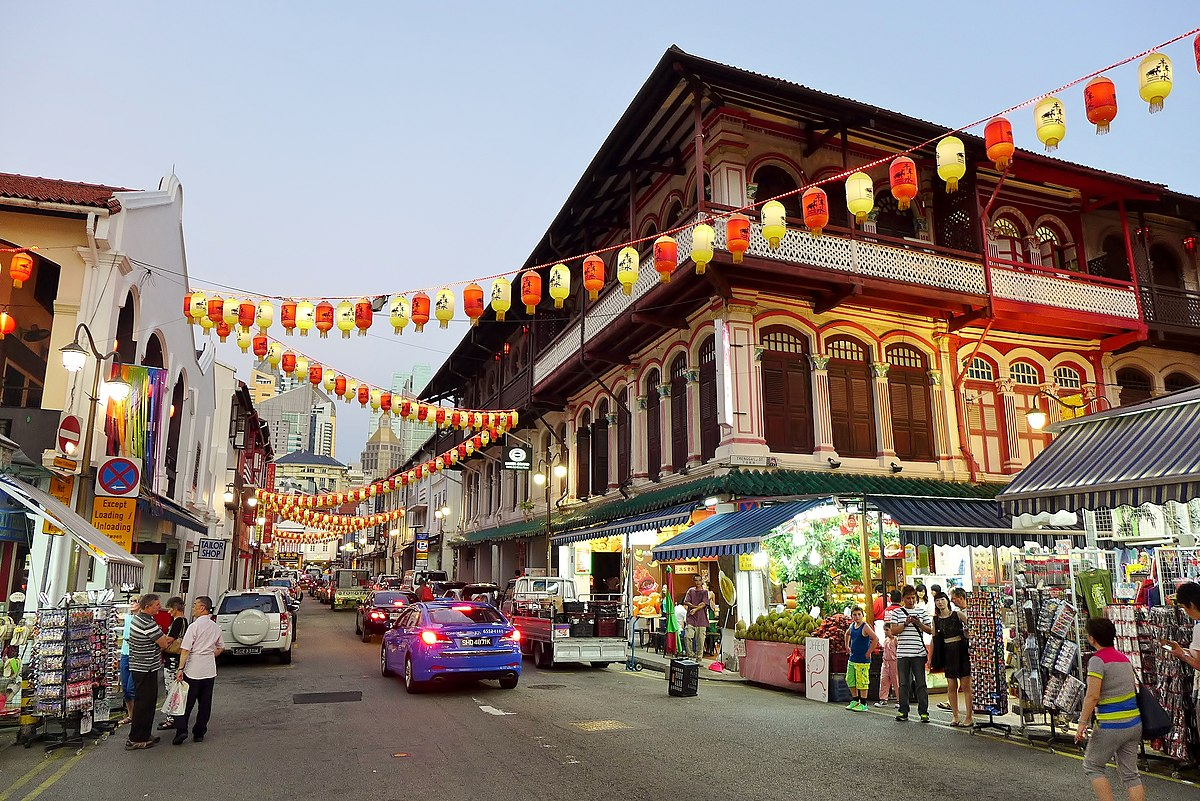Image result for China Town singapore wikipedia