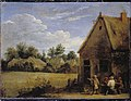 Teniers, David the younger - Cottage with Peasants playing Cards - Google Art Project.jpg