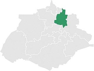 Tepezalá Municipality in Aguascalientes, Mexico