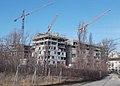 Tetris under construction, Mezőkövesd street, 2018 Albertfalva.jpg