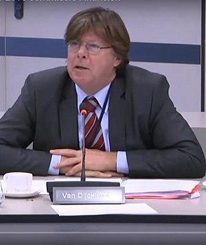 Teun van Dijck - Image: Teun Van Dijck 2015