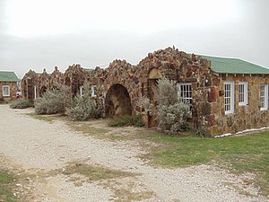 National Register of Historic Places listings in Wise County, Texas - Image: Texas Tourist Camp 2